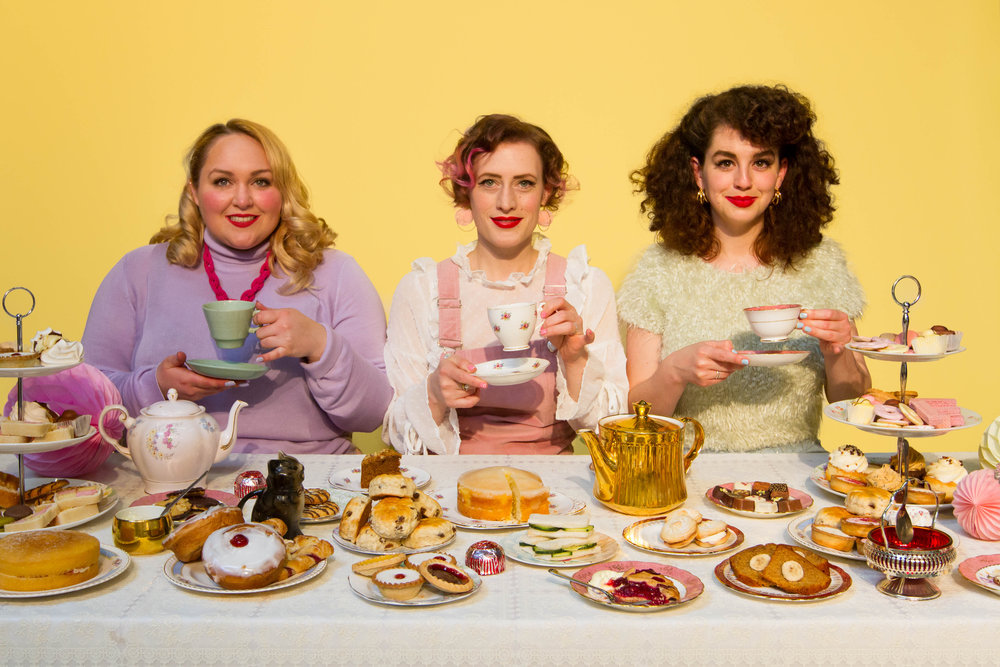 The Spitfire Sisters - Afternoon Tea