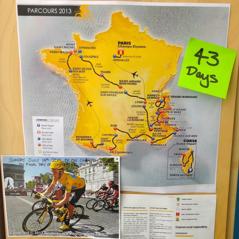 Adrian Tour De France
