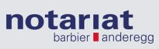 Notariat Barbier Anderegg