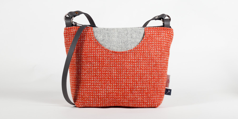 By Rosie Harris Tweed Bags 2018