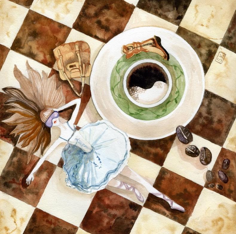 Coffee Break, 2008