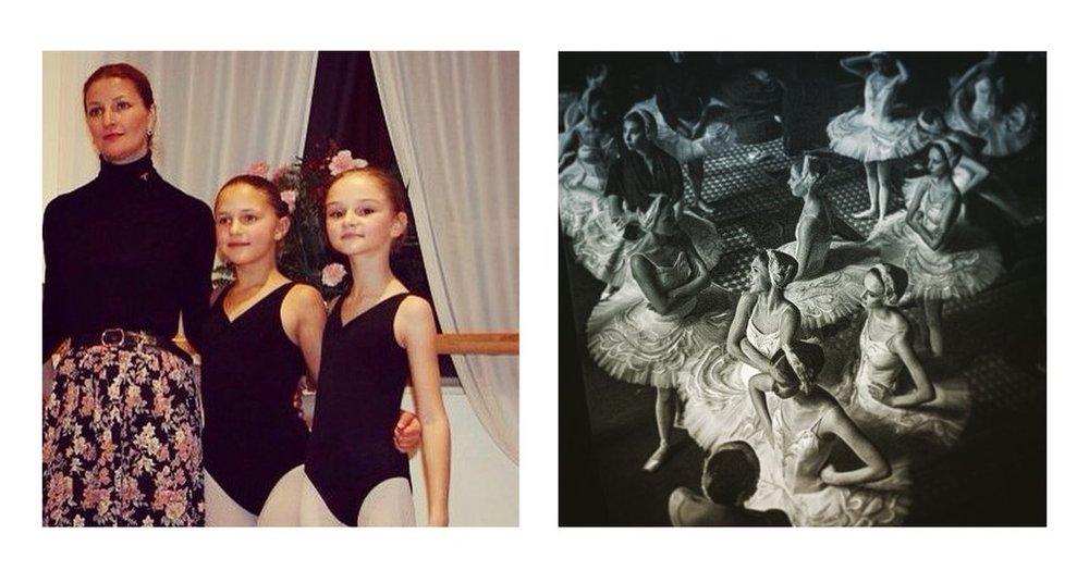 Victoria Mironova, Liza Mironova, Nastya Loskutov