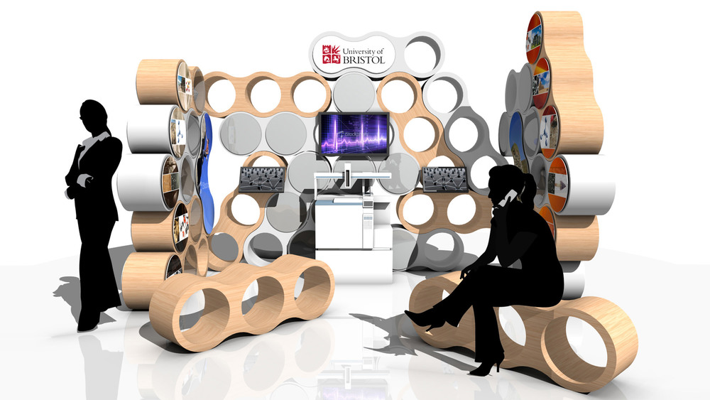 Exhibition Displays Bristol : Exhibition display concept design bristol