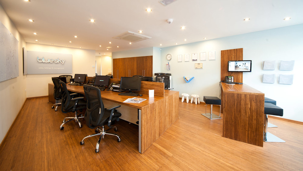 Estate Agency Interior