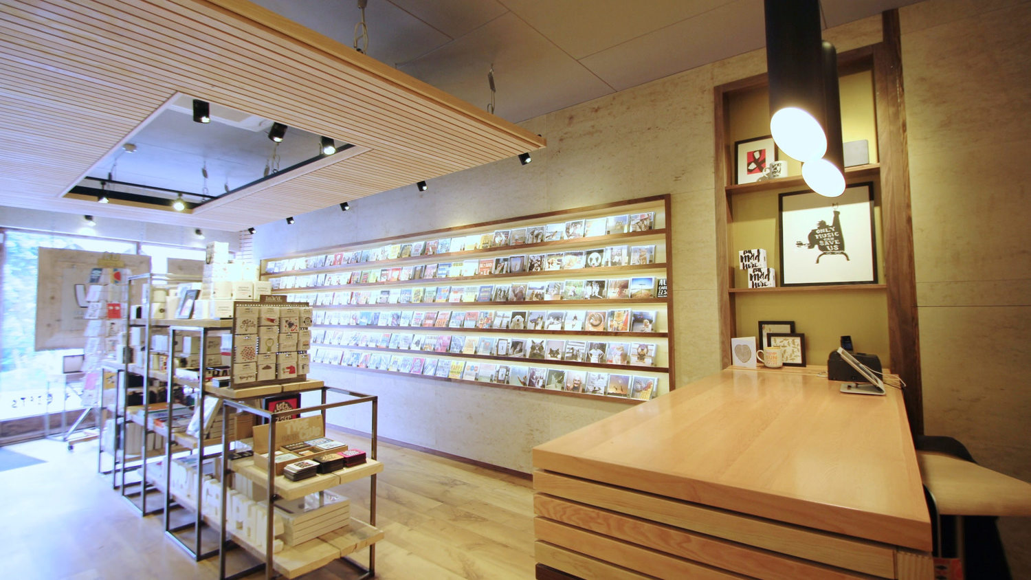Retail Store Design Bristol Ustudio Card Gift Shop