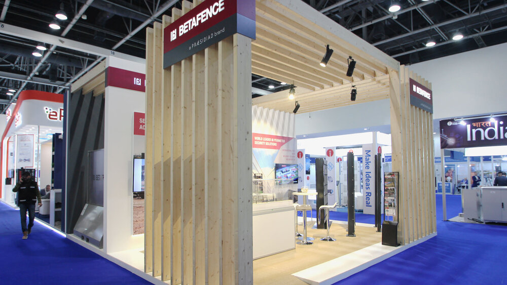 Reconfigurable Exhibition Stand