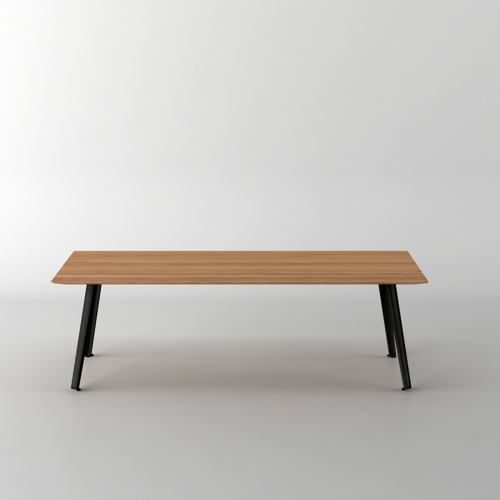 XL table leg -  Oak Top  2.jpg