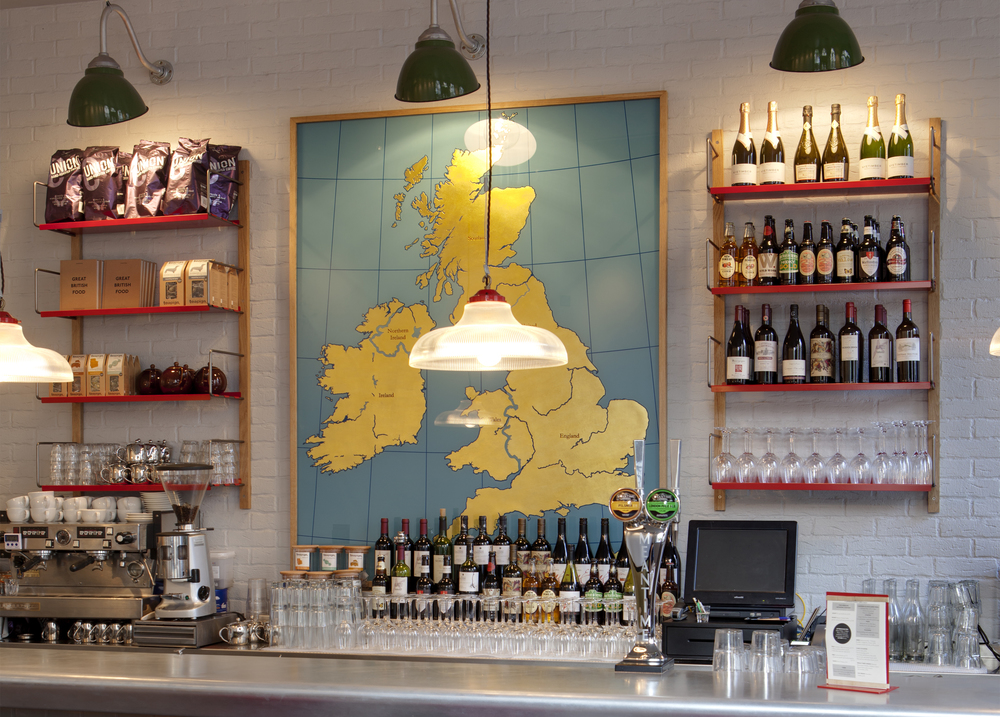 4/4 Canteen / Ed Reeves