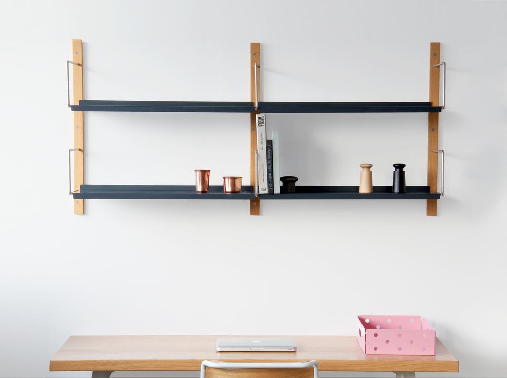 008.1 Croquet Shelving Wall - 2 Shelf Unit.jpg