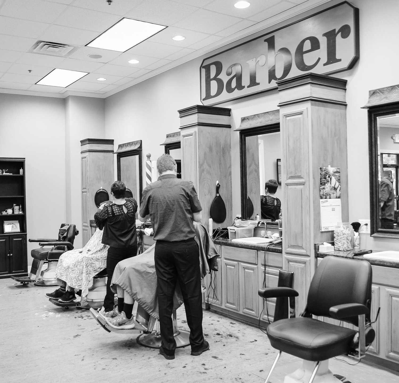 Barbers The Salon