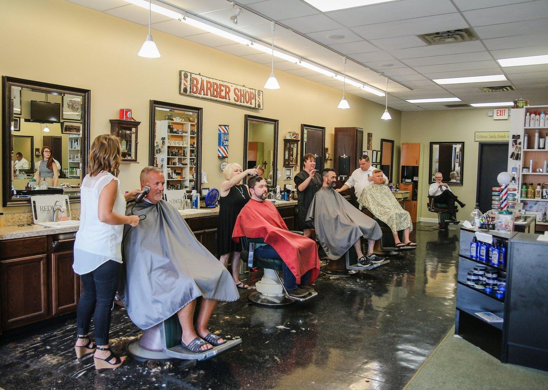 Salon Barber