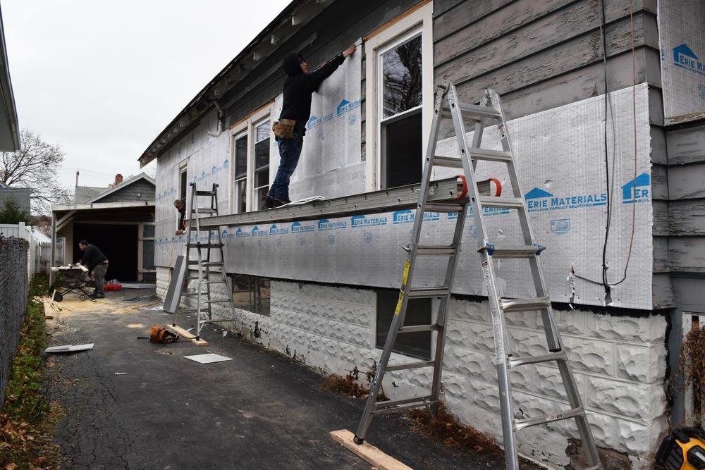211 Herbert St Contractor