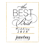 The Best of The Best Wedding 2018 by Junebug Weddings