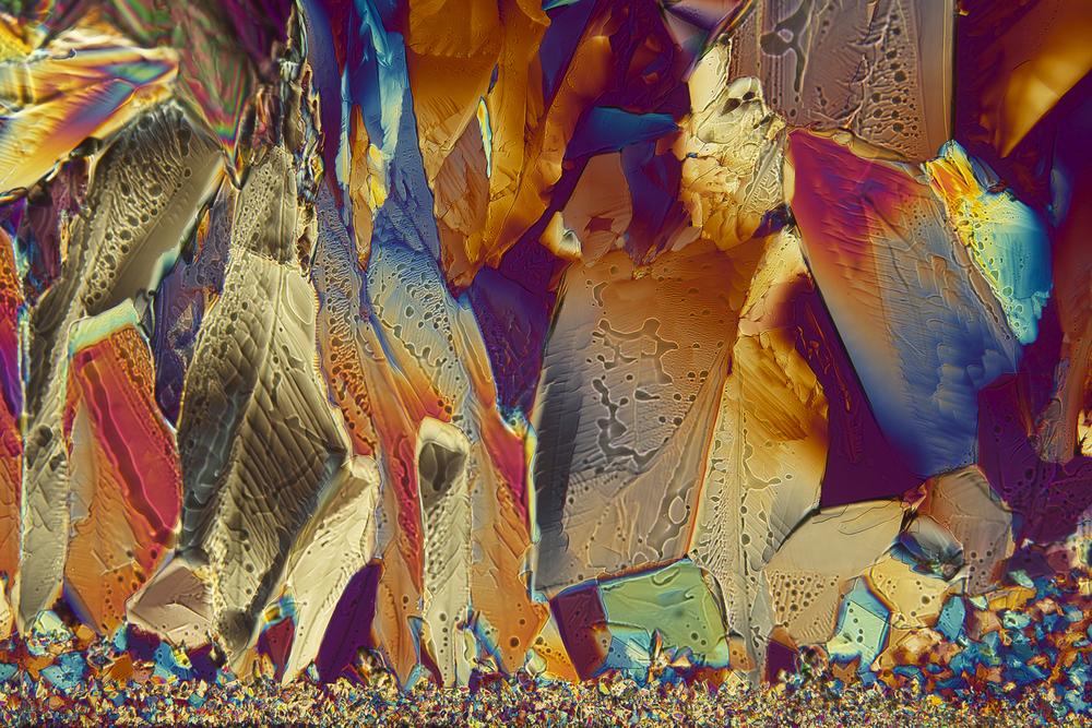 CRYSTAL ROCK GARDEN © CAROL ROULLARD