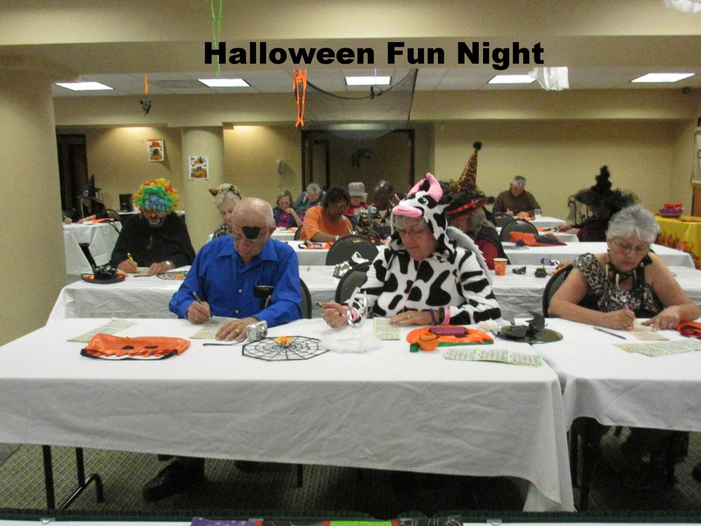 Halloween Fun Night hosted by #277