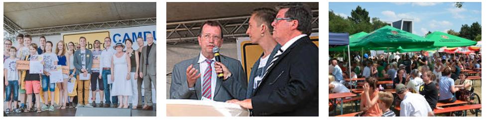Fotografien mit freundlicher Genehmigung der Stadt Würzburg