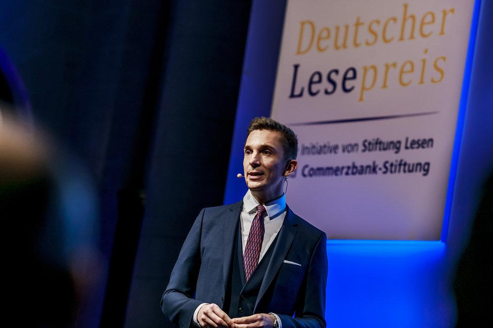 Deutscher Lesepreis / © Michael Gottschalk