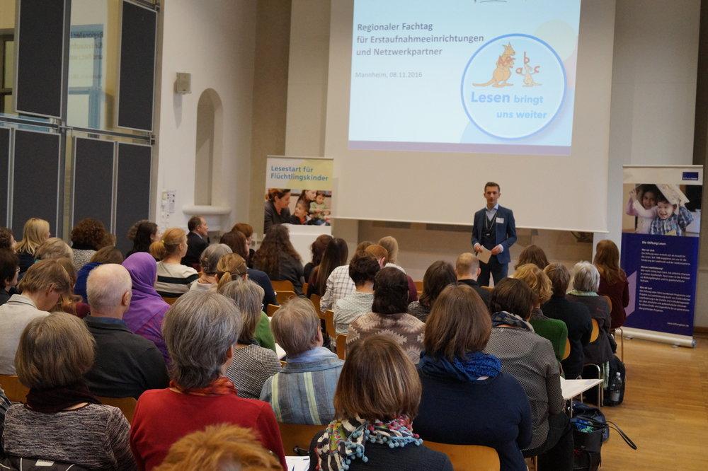 Fachtagung Stiftung Lesen / © Stiftung Lesen