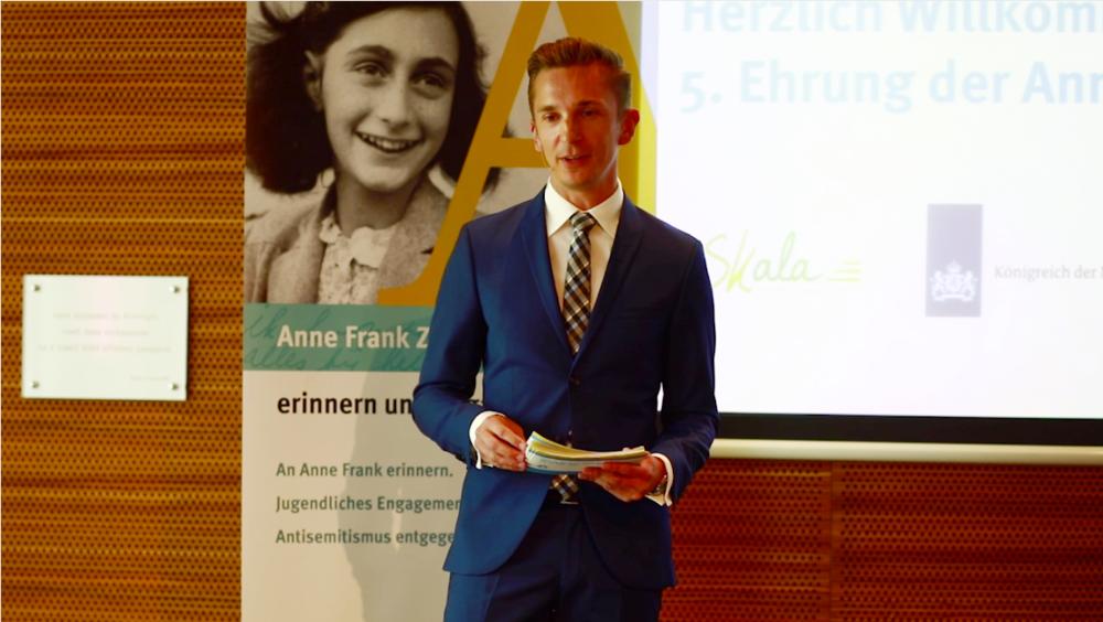 Anne Frank Zentrum Berlin / © Michael Gottschalk