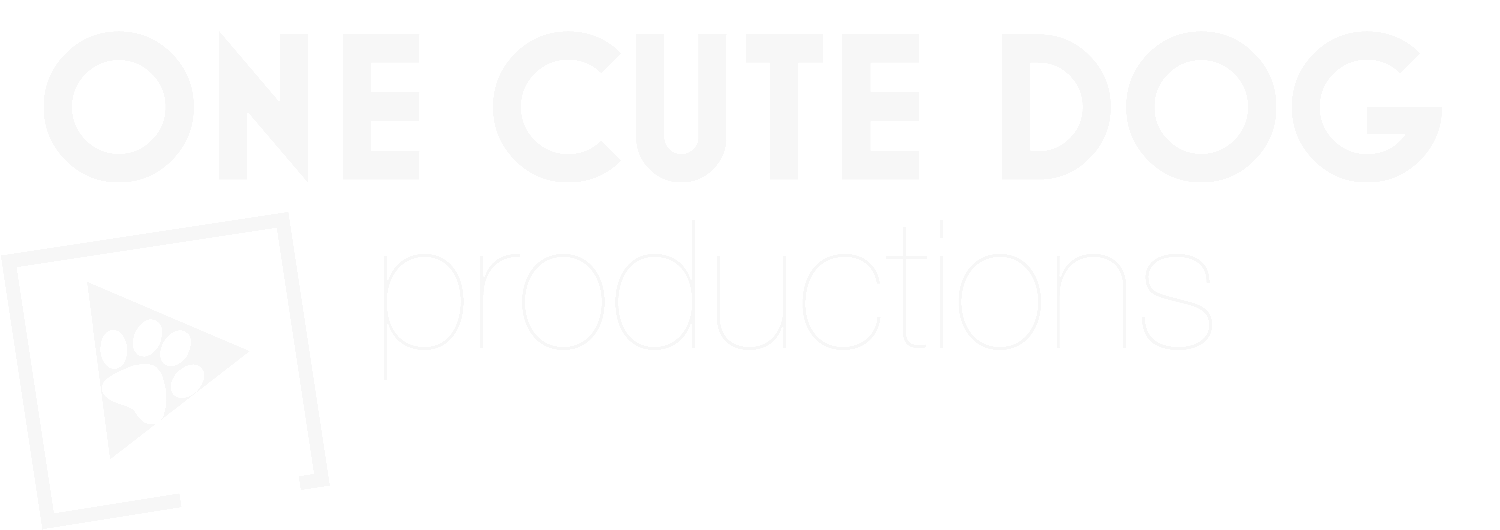 ONE CUTE DOG PRODUCTIONS