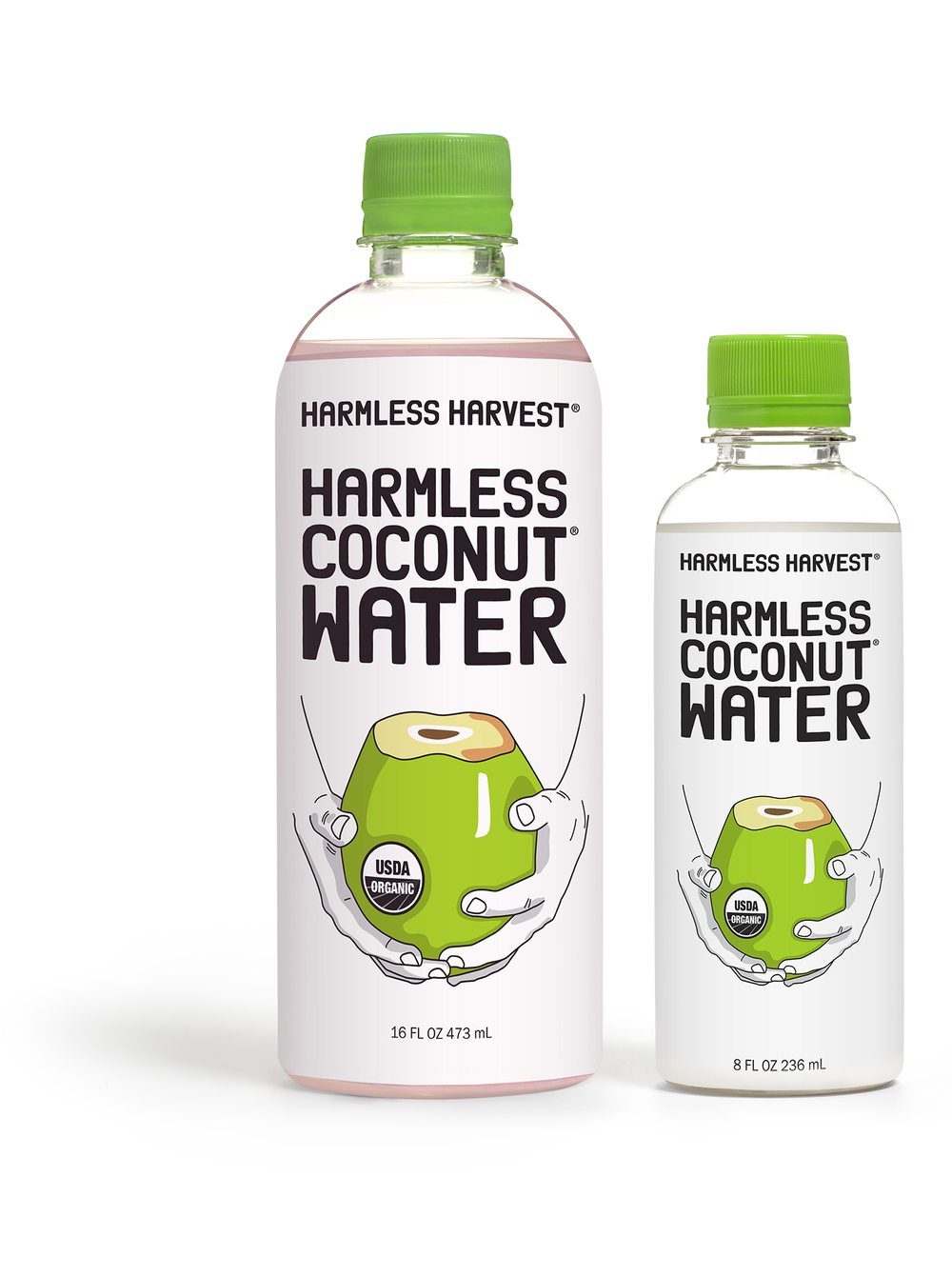 INTRODUCING THE HARMLESS COCONUT® — Coconut Water ...