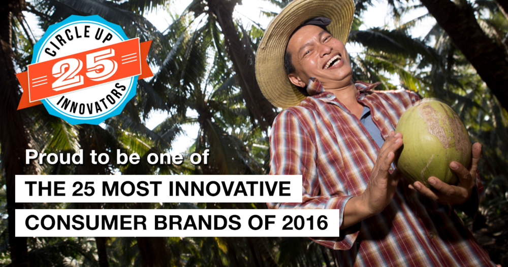 25 Most Innovative Consumer Brands