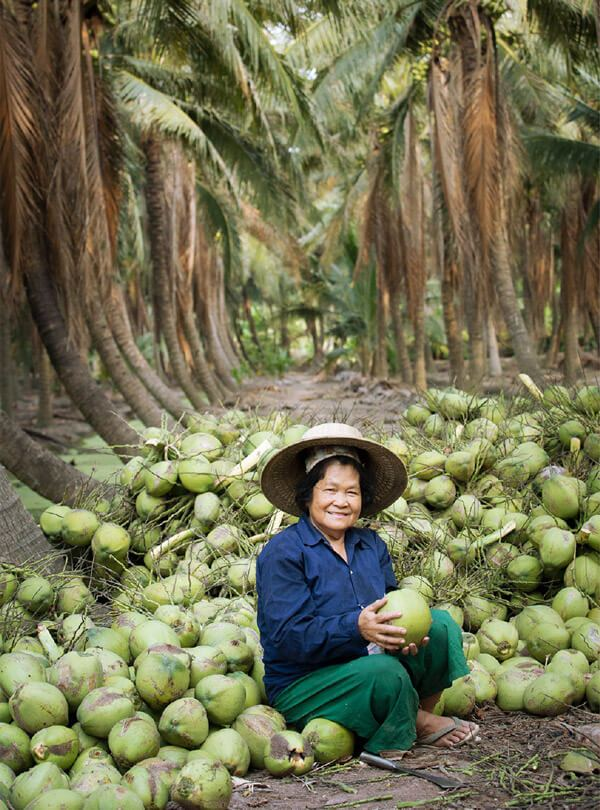 America's First <br />Fair for Life <br />Coconut Water
