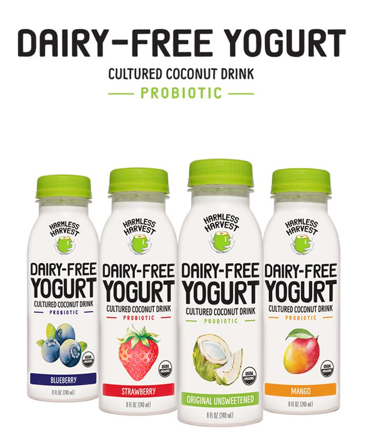DAIRY-FREE YOGURT DRINK