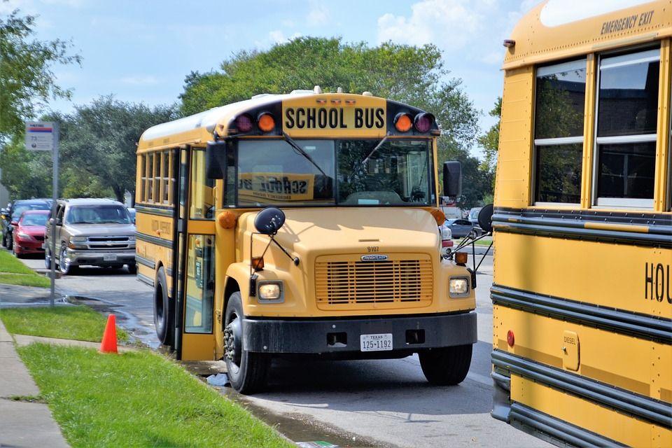 High school bus