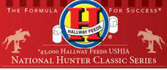 We proudly use Hallway Feed for all our horses. Each horse gets the type and exact quantity they need.