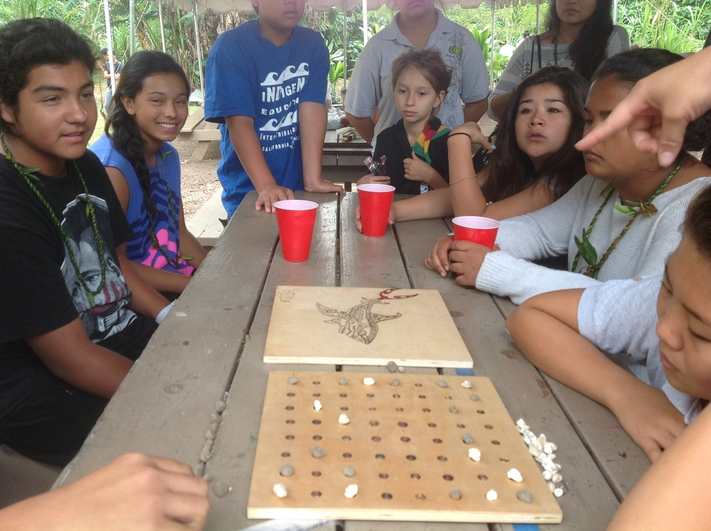 Traditional Hawaiian Board Games