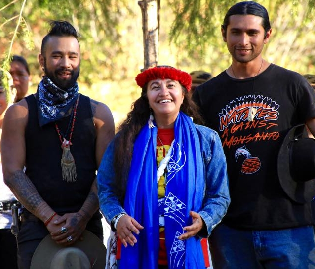 Pua and Nahko Unity and leadership  for Island earth