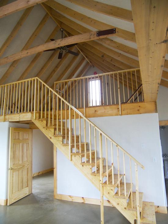 1 Bedroom + Loft Apartment—Boiceville Cottages