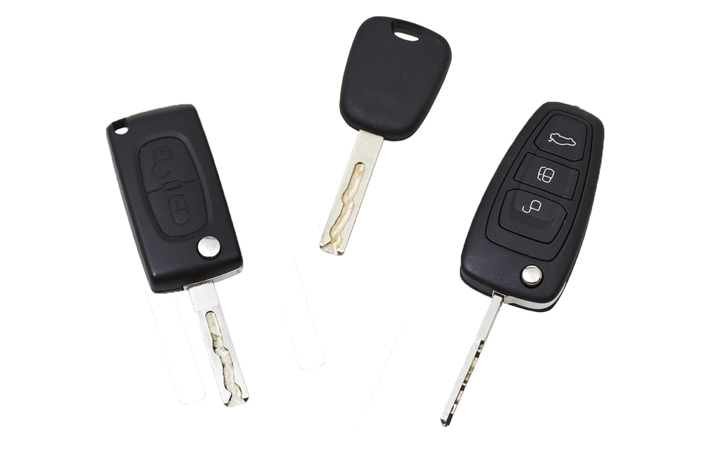 When you need new car keys, we're here for you!