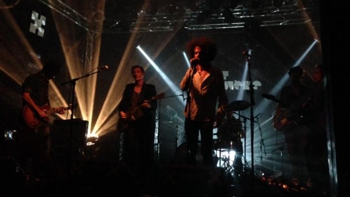 Live at Point Ephemere, Paris, April 2014