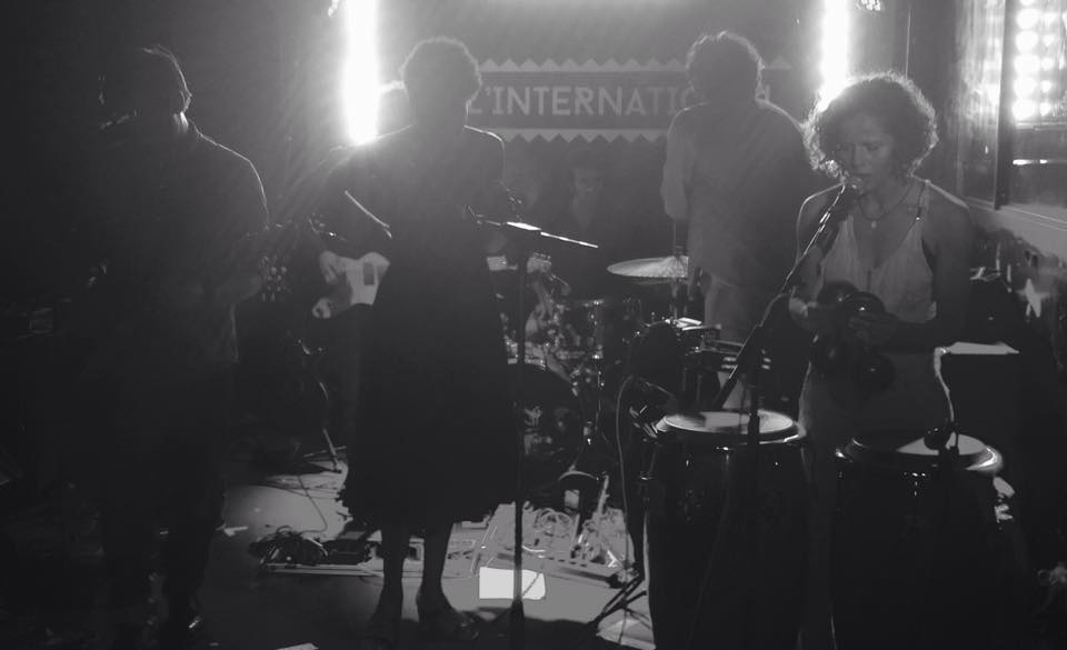 Live at L'International, Paris, April 2015