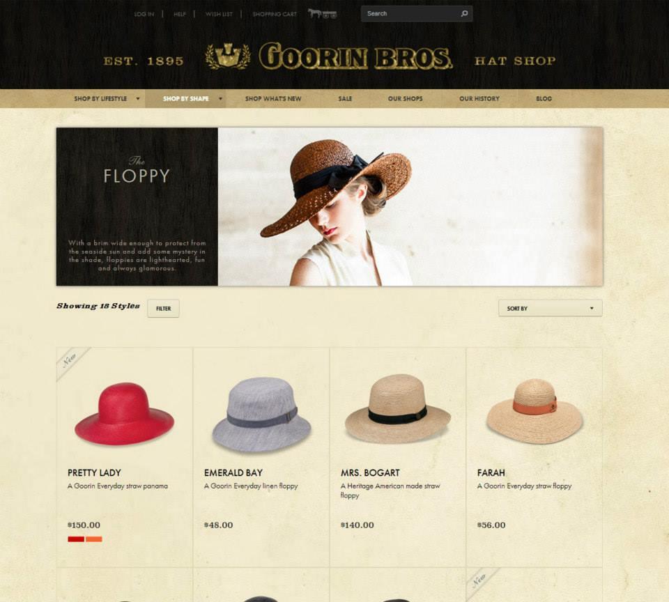 BreannaBaker.com Modeling for Goorin Bros Hat Company  (3).jpg