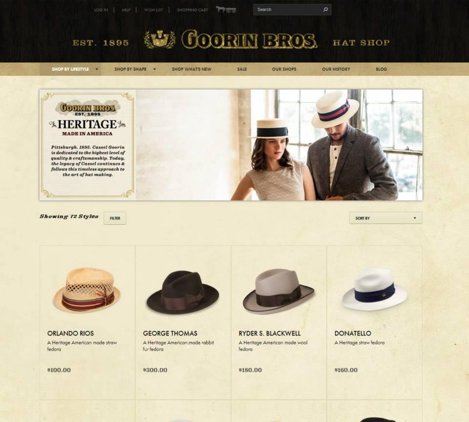 BreannaBaker.com Modeling for Goorin Bros Hat Company  (4).jpg