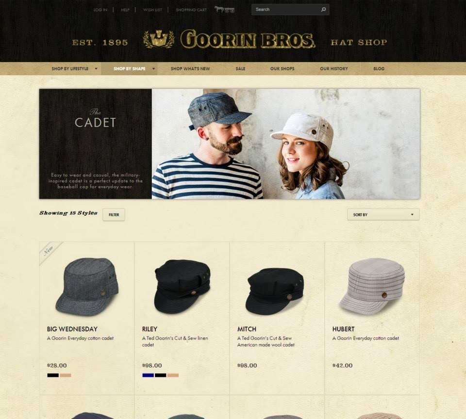 BreannaBaker.com Modeling for Goorin Bros Hat Company  (6).jpg