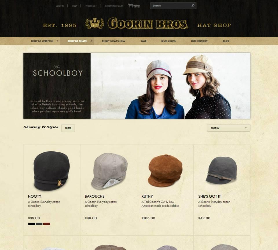 BreannaBaker.com Modeling for Goorin Bros Hat Company  (8).jpg