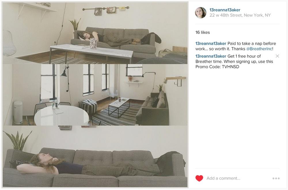2015.06.25 InnoLead NY BreannaBaker.com Breather nap