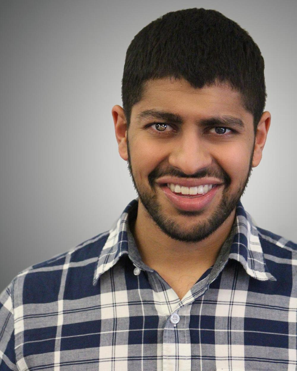 Co-founder   Shaan Shah