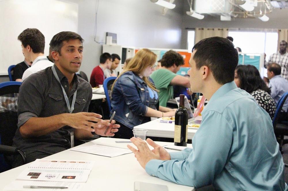 Alex Mendez   interviewing with   Salesforce