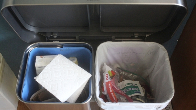 Reduce Waste -