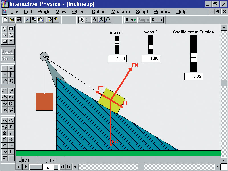 Image result for Interactive Physics