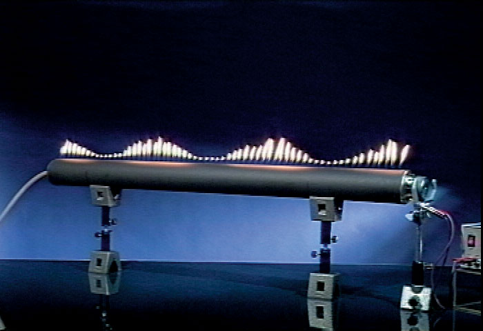 Standing Sound Waves