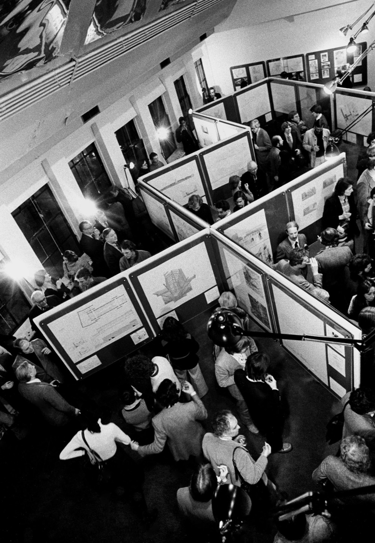 IAUS Exhibitions