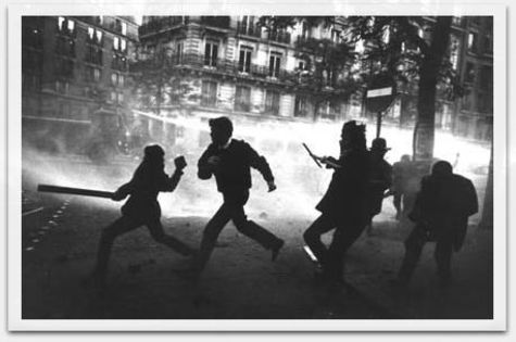Paris riots, 1968