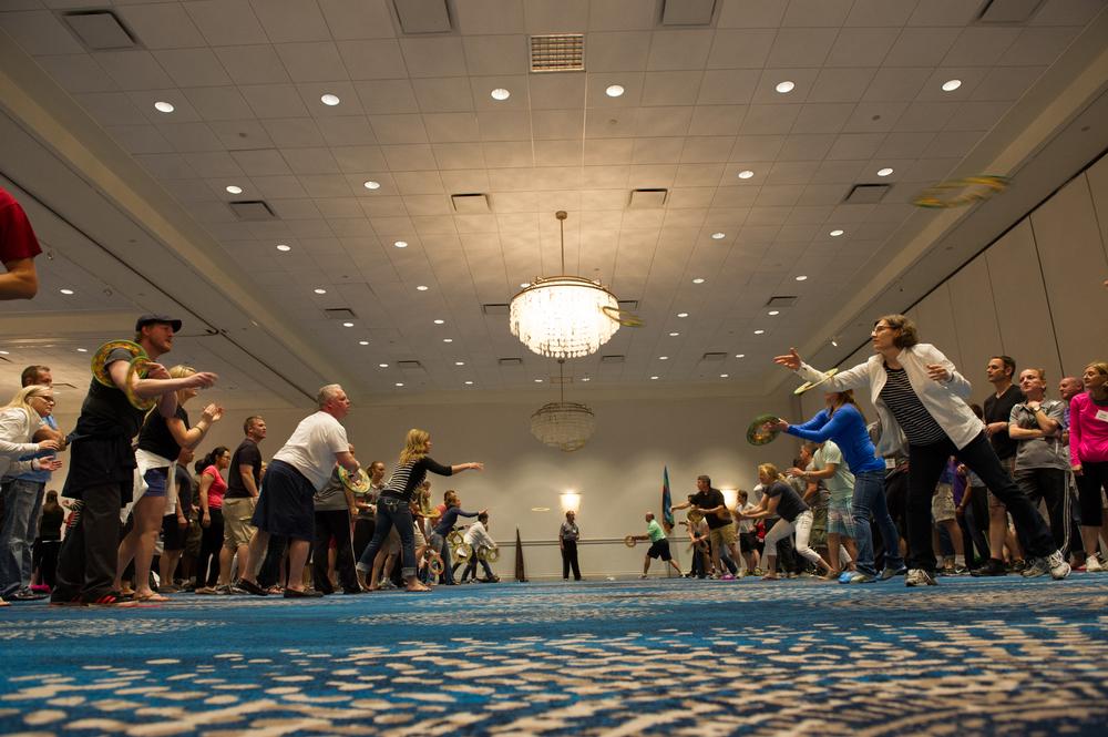 Team Spirit Program - Ocean Place Resort and Spa - 275 people