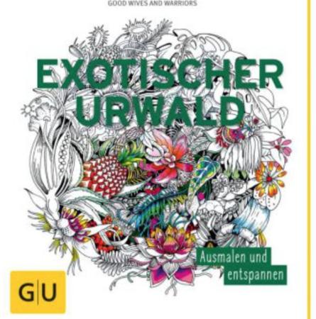 """""""Exotischer Urwald""""GU, € 10,30"""